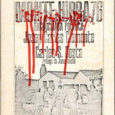 Libros de segunda mano: 1976. CARLISMO...MONTEJURRA. Lote 11609736