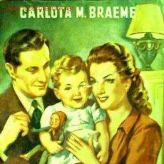 Libros de segunda mano: LA REDENCIÓN DE SILVIA. CARLOTA M. BRAEMÉ. Lote 1792661