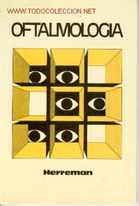 OFTALMOLOGIA (MEXICO, 1977) HERREMAN (Libros de Segunda Mano - Ciencias, Manuales y Oficios - Otros)
