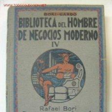 Libros de segunda mano: CORRESPONDENCIA COMERCIAL, AÑO 1937. Lote 14146455