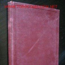 Libros de segunda mano: RESINAS ARTIFICIAIS - SUS CARACTERÍSTICAS QUÍMICAS Y PROPRIEDADES ESENCIALES, POR JUAN WAGNER. Lote 27100586