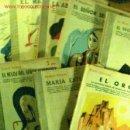Libros de segunda mano: LOTE 8 PUBLICACIONES REVISTA LITERARIA NOVELAS Y CUENTOS. VARIOS AÑOS.. Lote 22597143