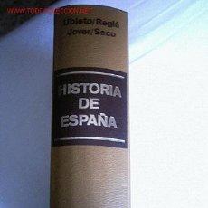 Libros de segunda mano: HISTORIA DE ESPAÑA - TEIDE 1979 (REBAJADO). Lote 27604770