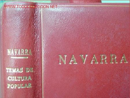 NAVARRA.TEMAS DE CULTURA POPULAR. NÚMS 331-340: (Libros de Segunda Mano - Historia - Otros)