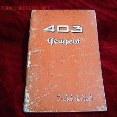 Libros de segunda mano: MANUAL. Lote 1501758