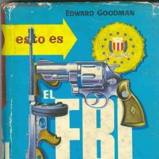 Libros de segunda mano: HISTORIA DEL FBI. Lote 8736822