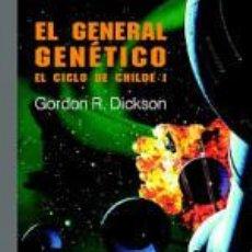 Libros de segunda mano: EL GENERAL GENETICO / CICLO DE CHILDE 1 + FANZINE C.F.. Lote 3200072