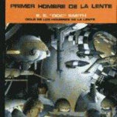 Libros de segunda mano: PRIMER HOMBRE DE LA LENTE / LOS HOMBRES DE LA LENTE 2. Lote 3212503