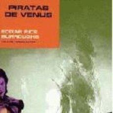 Libros de segunda mano: PIRATAS DE VENUS + FANZINE C.F.. Lote 3212512