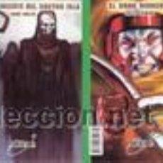 Libros de segunda mano: EL GRAN MOMENTO / LA MUERTE DEL DOCTOR ISLA + FANZINE C.F.. Lote 3207355