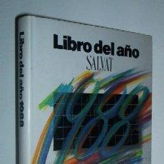 Libros de segunda mano: LIBRO DEL AÑO 1988. Lote 26329040