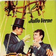 Libros de segunda mano: LA VUELTA AL MUNDO EN OCHENTA DÍAS / JULIO VERNE - 1958. Lote 22073670