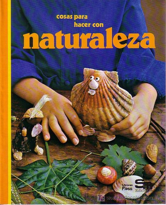 Manualidades Cosas Para Hacer Con Naturaleza Comprar En - Cosas-para-hacer-de-manualidades