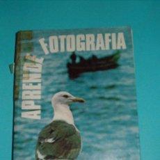 Libros de segunda mano: APRENDE FOTOGRAFIA. Lote 3320355