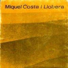 Libros de segunda mano: MIQUEL COSTA LLOBERA - VISIONS DE LA PALESTINA. Lote 151336237