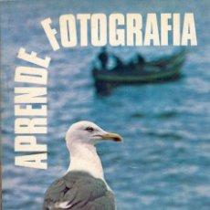 Libros de segunda mano: APRENDE FOTOGRAFÍA. Lote 3434656