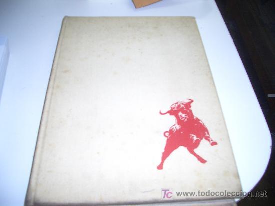 LOS TOROS (Libros de Segunda Mano - Bellas artes, ocio y coleccionismo - Otros)