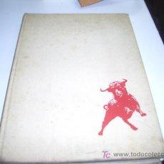 Libros de segunda mano: LOS TOROS. Lote 15986430