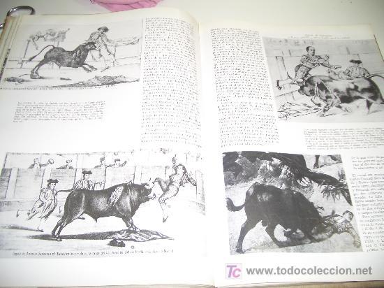 Libros de segunda mano: LOS TOROS - Foto 2 - 15986430