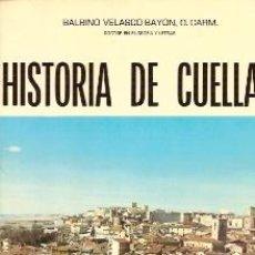 HISTORIA DE CUELLAR (Segovia 1974)