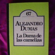 Libros de segunda mano: LA DAMA DE LAS CAMELIAS - ALEJANDRO DUMAS. Lote 5577004