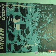 Libros de segunda mano: 3871 INSTITUTO SOCIAL DE LA MARINA - TEMAS ESPAÑOLES - REVISTA AÑO 1957 - COSAS&CURIOSAS. Lote 4637629
