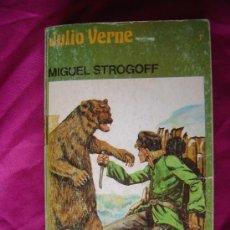 Libros de segunda mano: MIGUEL STROGOFF - JULIO VERNE. Lote 3840623