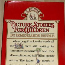 Libros de segunda mano: PICTURE STORIES FOR CHILDREN, BY IRMENGARDE EBERLE. Lote 12067223