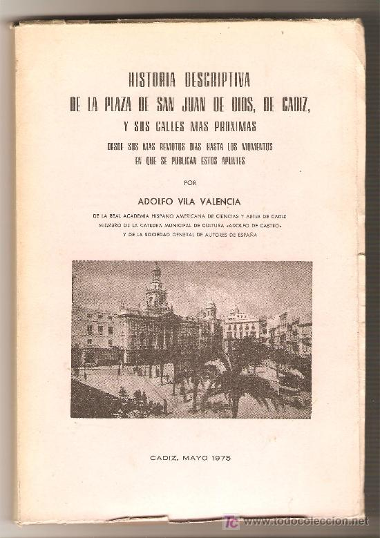 Historia descriptiva de la plaza de san juan de comprar - Libreria segunda mano valencia ...
