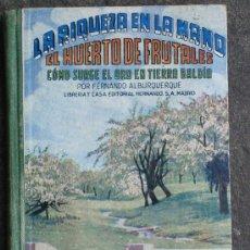 Libros de segunda mano: COLECCION DE MANUALES UTILISIMOS, AÑO 1948.. Lote 25657711
