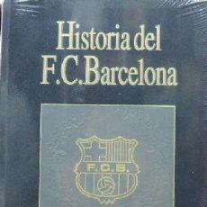 Libros de segunda mano: HISTORIA DEL F. C. BARCELONA (DP-78). Lote 14387780