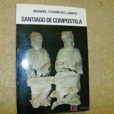Libros de segunda mano: CHAMOSO LAMAS, MANUEL # SANTIAGO DE COMPOSTELA #MORET 1980. Lote 4255258