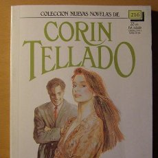 Libros de segunda mano: LIBRO, NOVELAS, DE CORIN TELLADO.. Lote 4268108