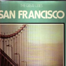 Libros de segunda mano: THE GREAT CITIES SAN FRANCISCO GASTOS DE ENVIO GRATIS CALIFORNIA. Lote 5495330
