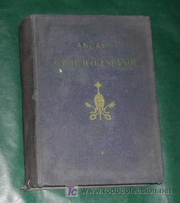 Libros de segunda mano: ANUARIO CATÓLICO ESPAÑOL Volúmen II - Fray Justo Perez de Urbel - Foto 2 - 18432793