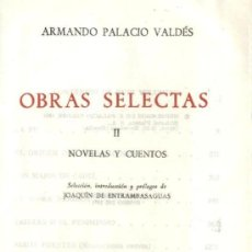 Libros de segunda mano: OBRAS SELECTAS. (A/ PI- 008, 2). Lote 3424057