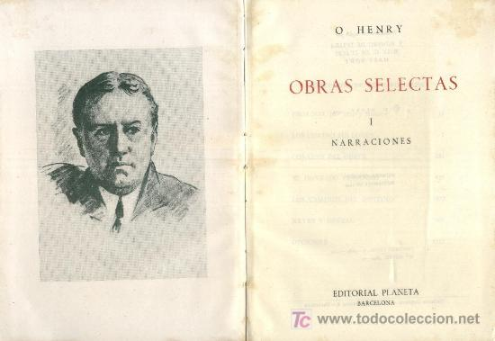OBRAS SELECTAS. 2 TOMOS. A-PI-022 (Libros de Segunda Mano (posteriores a 1936) - Literatura - Otros)