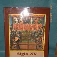 Libros de segunda mano: EL LIBRO DEL SIGLO XV.. Lote 21482205
