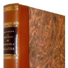 Libros de segunda mano: 1955 - CAMILO JOSE CELA - LA CATIRA (NOVELA VENEZOLANA) - 1ª EDICION - GRAN LUJO - (BIBLIOFILIA). Lote 9282554