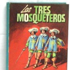 Libros de segunda mano: LOS TRES MOSQUETEROS ALEJANDRO DUMAS EDITORIAL VASCO AMERICANA 1971. Lote 4837278