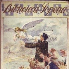 Libros de segunda mano: LA JUVENTUD DE AURELIO ZALDIVAR.BIBLIOTECA SOPENA.. Lote 18940697