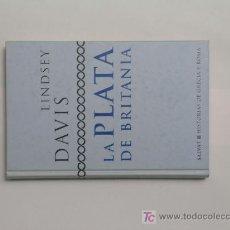 Libros de segunda mano: LA PLATA DE BRITANIA DE DAVID LINDSEY. Lote 5019593