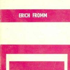Libros de segunda mano: EL ARTE DE AMAR ERICH FROMM. Lote 21311198