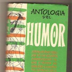 Libros de segunda mano: ANTOLOGÍA DEL HUMOR. 1953-1954. Lote 9438416
