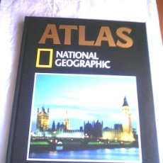 Libros de segunda mano: ATLAS NATIONAL GEOGRAPHIC. Lote 5827250