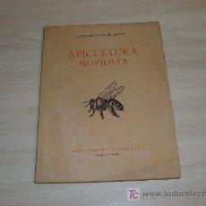 Libros de segunda mano: APICULTURA MOVILISTA SECCIÓN FEMENINA DE FET Y DE LAS JONS MADRID 1943. Lote 11559380