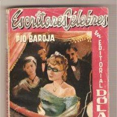 Libros de segunda mano: LOCURAS DE CARNAVAL .-PÍO BAROJA. Lote 27097564