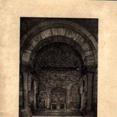 Libros de segunda mano: LIBRO-GUIA DE SANTA MARIA DE PORQUERAS -IGLESIA ROMANICA. Lote 23053300