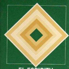Libros de segunda mano: EL ESPIRITU DE LOS POR NACER - DOS LABORANTES - 1992. Lote 22035228