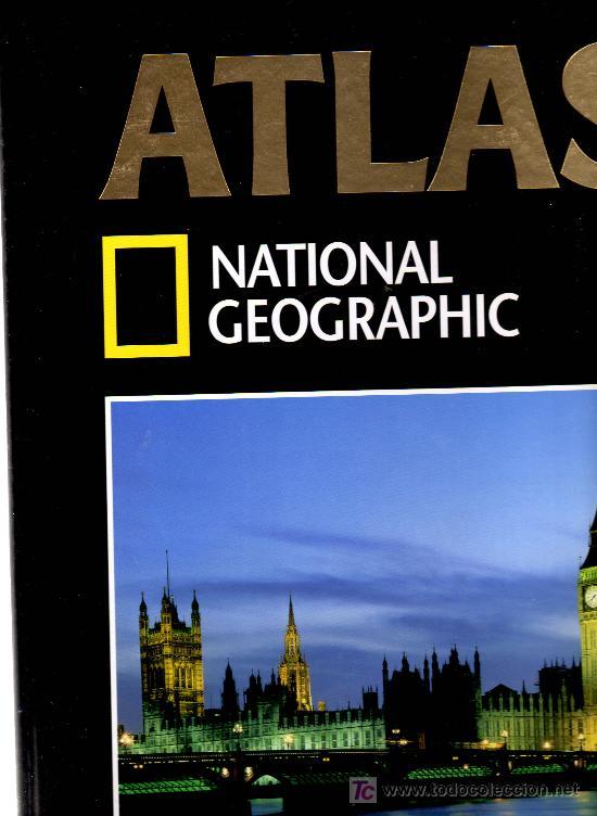 ATLAS NATIONAL GEOGRAPHIC Nº1 EUROPA (Libros de Segunda Mano - Historia - Otros)
